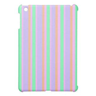 Mini caja rosada púrpura del iPad verde y anaranja iPad Mini Cárcasa