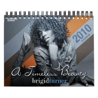 Mini calendario de Brigid Turner 2010