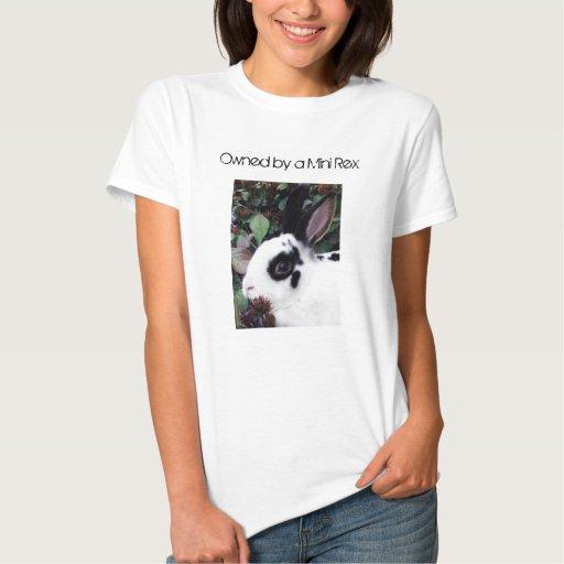 Mini camiseta de Rex Playeras