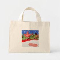 Mini carrying bag glad Christmas holidays