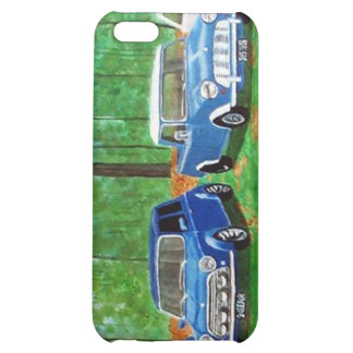 Mini Cars Cover For iPhone 5C