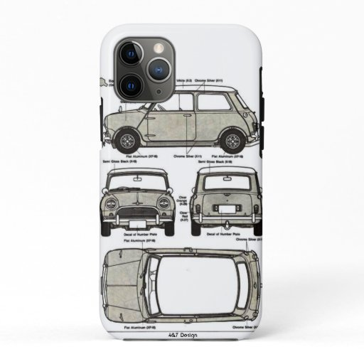 Mini iPhone 11 Pro Case