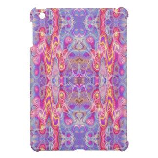 Mini caso ampliado del iPad abstracto de la imagen iPad Mini Cárcasas