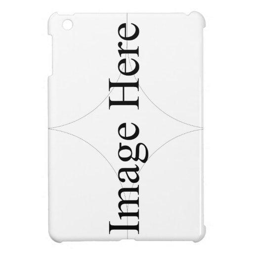 mini caso brillante del final del iPad iPad Mini Funda
