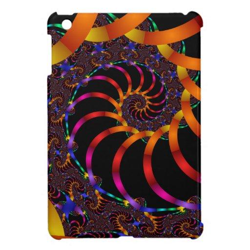 Mini caso brillante del iPad del Spirograph iPad Mini Coberturas