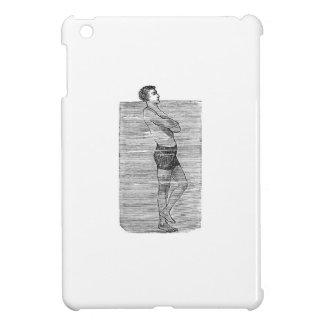Mini caso/cubierta del iPad por encima de la