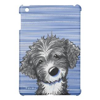 Mini caso de agua del iPad portugués del perro II
