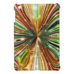Mini caso de Cristal de los sonidos del iPad verde iPad Mini Cárcasas