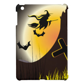Mini caso de Halloween del iPad divertido del fies iPad Mini Cárcasa