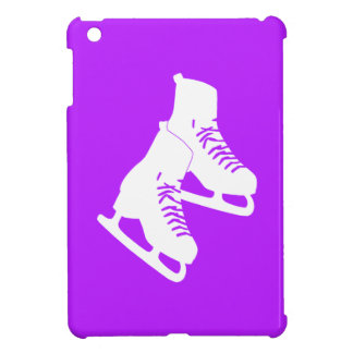 Mini caso de hielo del iPad púrpura de los patines iPad Mini Cárcasas