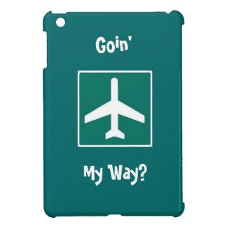 Mini caso de Ipad (aeroplano)