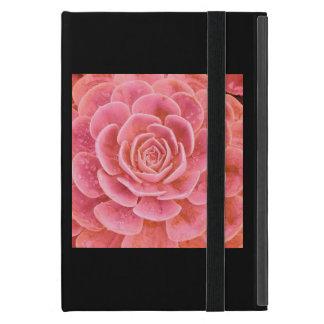 Mini caso de Ipad con el Succulent iPad Mini Funda