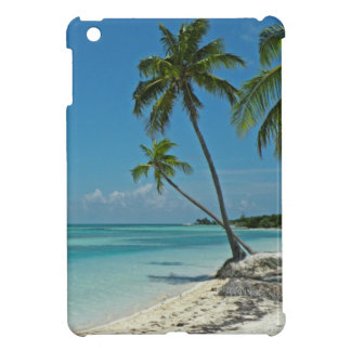 Mini caso de la isla del iPad tropical de la playa iPad Mini Cárcasas