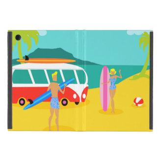 Mini caso de la persona que practica surf del iPad iPad Mini Carcasa