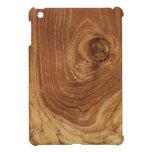 Mini caso de la teca del iPad de madera de madera  iPad Mini Carcasa