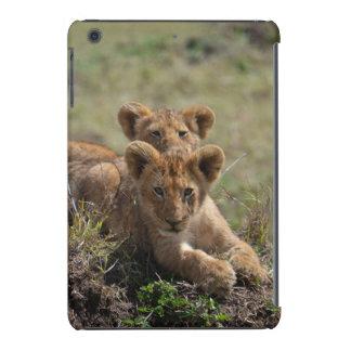 Mini caso de león del iPad africano salvaje de Funda De iPad Mini