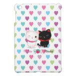 Mini caso de los corazones del iPad cariñoso de lo iPad Mini Funda