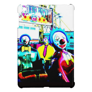 Mini caso de los payasos del carnaval del paseo de