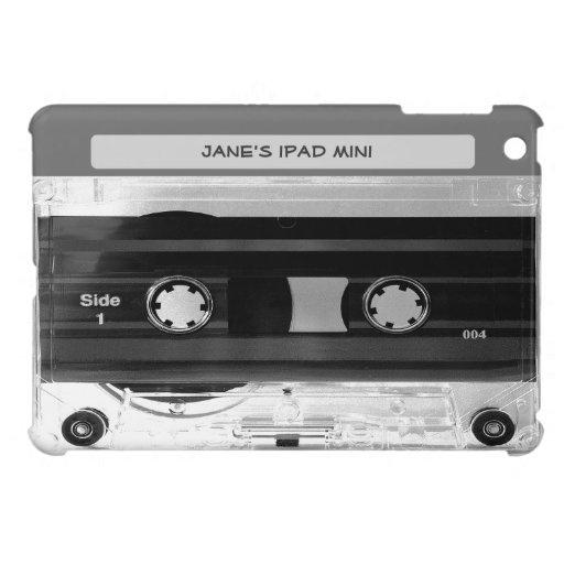 Mini caso de música de casete del iPad audio de la iPad Mini Protector