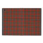 Mini caso de Stewart del iPad real del tartán iPad Mini Funda