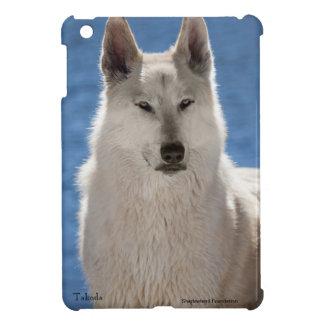Mini caso de White Wolf Ipad