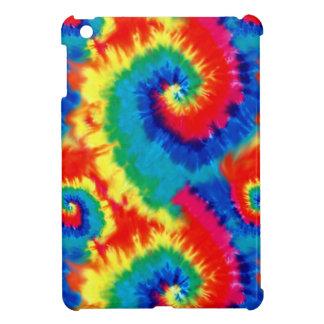 Mini caso del alma del iPad psicodélico del teñido iPad Mini Carcasas