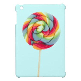 MINI caso del arco iris del caramelo del iPad en c iPad Mini Carcasa