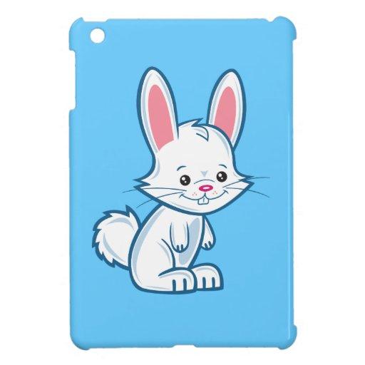 Mini caso del dibujo animado del iPad lindo del co