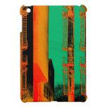 mini caso del ipad anaranjado urbano de las salida iPad mini carcasas