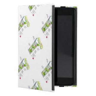 MINI CASO del iPAD - ARTE del CÓCTEL de la RECETA iPad Mini Coberturas