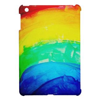 Mini caso del iPad asombroso del arco iris iPad Mini Protectores