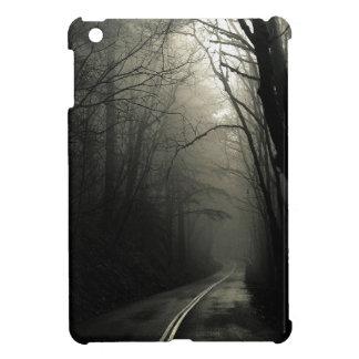mini caso del iPad - camino forestal