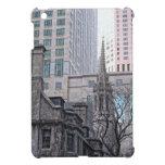 Mini caso del iPad céntrico de Chicago iPad Mini Protectores
