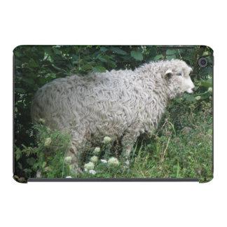 Mini caso del iPad codicioso lindo de las ovejas Funda Para iPad Mini Retina