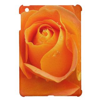 Mini caso del iPad color de rosa del brote