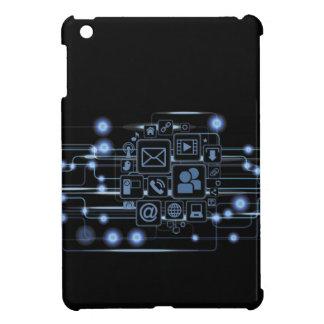 Mini caso del iPad de alta tecnología del concepto iPad Mini Coberturas