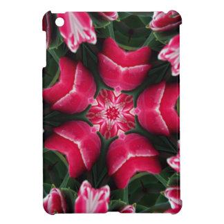 Mini caso del iPad de los tulipanes iPad Mini Carcasas
