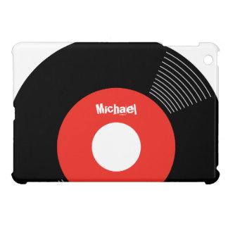 ¡mini caso del iPad de registro 45s (rojo) - PERSO iPad Mini Cárcasas