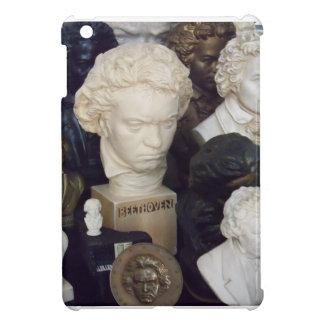 Mini caso del iPad del amante de la música clásico