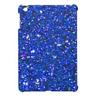 ¡Mini caso del iPad del brillo azul magnífico - dí iPad Mini Cárcasas