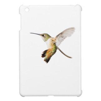 Mini caso del iPad del colibrí femenino de Allen iPad Mini Protector