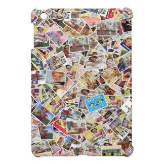 Mini caso del iPad del collage retro iPad Mini Fundas