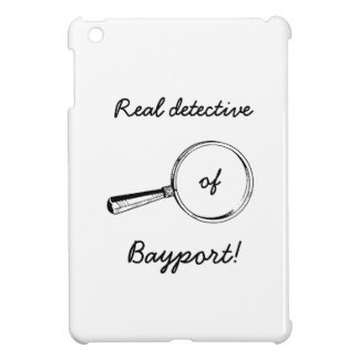 Mini caso del iPad detective real