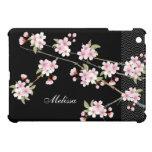 Mini caso del iPad elegante de las flores de cerez iPad Mini Cobertura