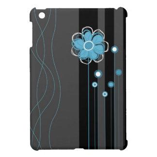 Mini caso del iPad floral de la decoración iPad Mini Cárcasa