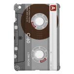 Mini caso del iPad fresco de CassetteTape