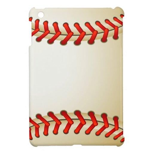 Mini caso del iPad fresco del béisbol