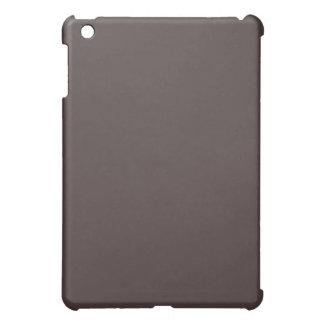 Mini caso del iPad llano de Brown