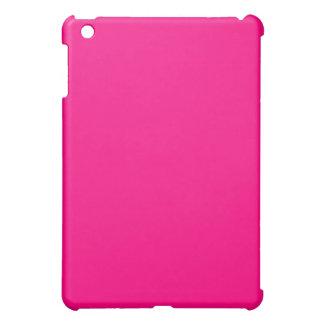 Mini caso del iPad llano de las rosas fuertes