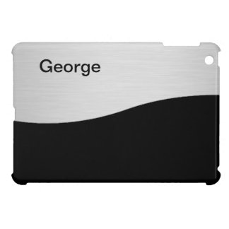 Mini caso del iPad metálico